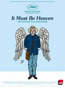 "Affiche du film ""It Must Be Heaven"""