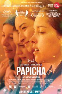 """Affiche du film """"Papicha"""""""
