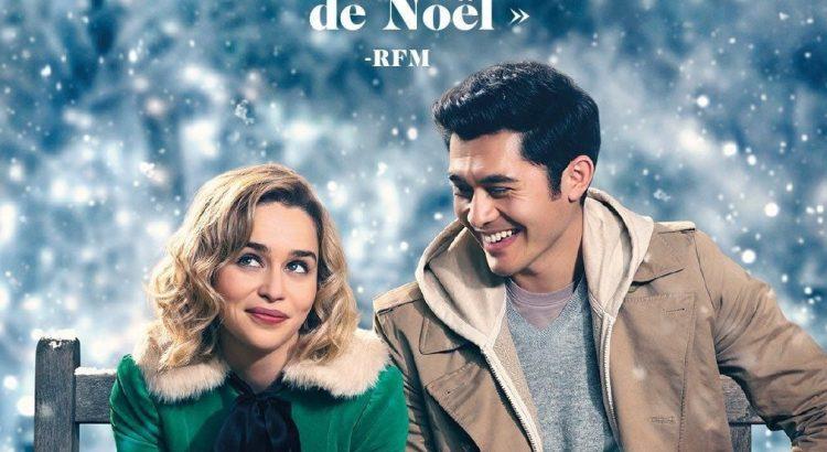 """Affiche du film """"Last Christmas"""""""