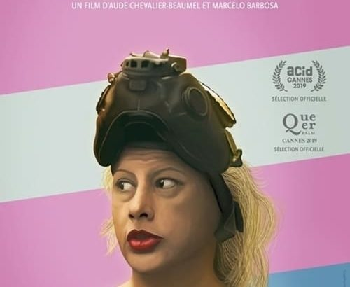 "Affiche du film ""Indianara"""