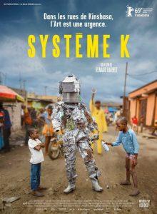 "Affiche du film ""Système K"""