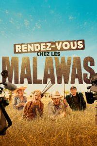 """Affiche du film """"Rendez-vous chez les Malawas"""""""