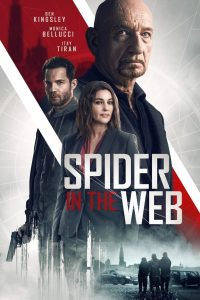 "Affiche du film ""Spider in the Web"""
