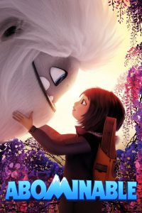 "Affiche du film ""Abominable"""
