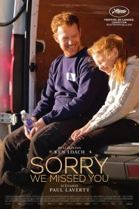 "Affiche du film ""Sorry We Missed You"""