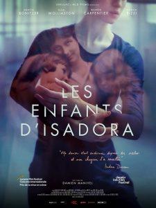 "Affiche du film ""Les Enfants d'Isadora"""