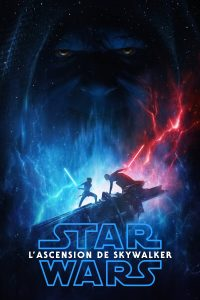 "Affiche du film ""Star Wars : L'Ascension de Skywalker"""