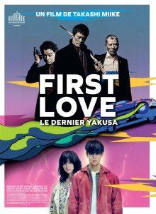 """Affiche du film """"First Love, le dernier yakuza"""""""