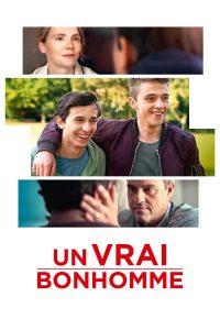 """Affiche du film """"Un vrai bonhomme"""""""